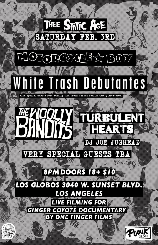 Woolly Bandits Feb 3rd 2018 Los Globos Los Angeles